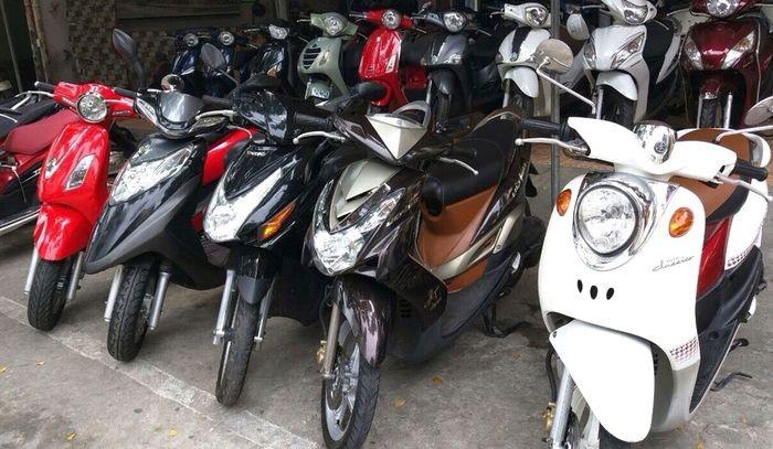 địa chỉ cho thuê xe máy Phú Quốc