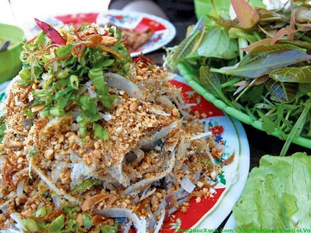 món ăn Phú Quốc